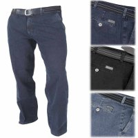 Stretch Jeans Robert �bergr��e Pionier Flatfront in...