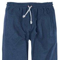 Allsize Sporthose in Übergröße   Jeansblau