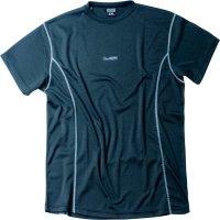 Atmungsaktives Sport-Shirt in Übergröße...