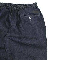 Jeans mit Gummizug von Murk in Übergröße