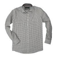 Casamoda Hemd Print in Übergröße