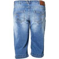 Modischer Jeansshort von Allsize in...