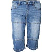 Jeans Short used blau Capri Allsize 54 Inch