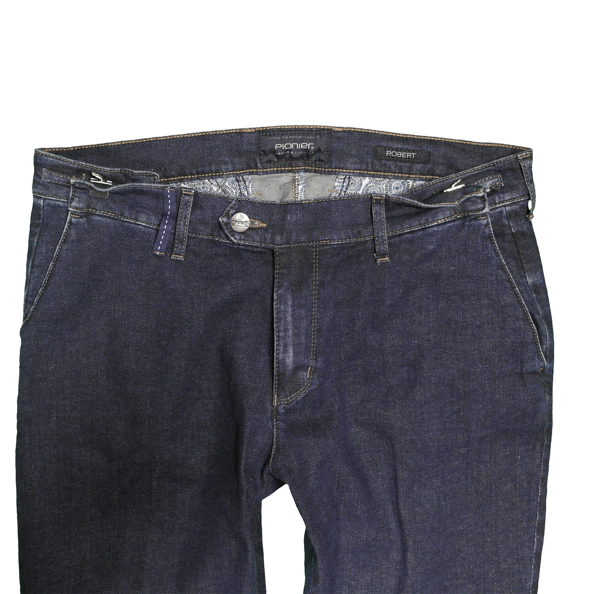 Modische Jeans von Pionier in Übergröße |
