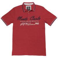 Monte Carlo Poloshirt in Übergröße  ...