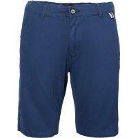 Blauer Chino Short von Allsize in Übergröße