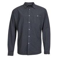Allsize Hemd in Übergröße    marineblau