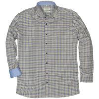 Langarm Hemd mit Muster von Haupt in...