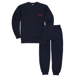 BRIAN Adamo Schlafanzug in Übergröße