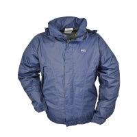Brigg Allrounder Jacke in Übergröße |  blau