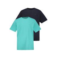 JP1880 2er Pack T-Shirt  in Übergröße |...