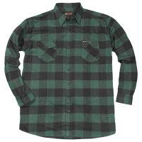Grünes Holzfällerhemd von Kamro in...