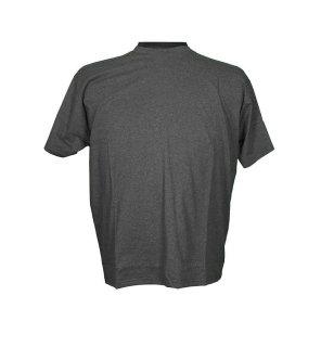 Honeymoon Basic T-Shirt Anthrazit 8XL