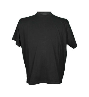 Honeymoon Basic T-Shirt Schwarz 8XL