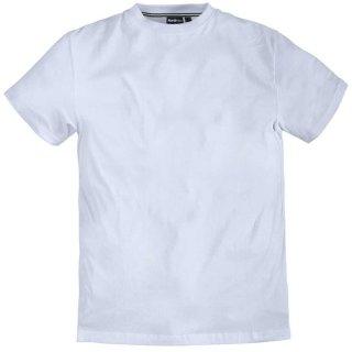 T Shirt Weiss In Ubergrosse Von Allsize 21 95